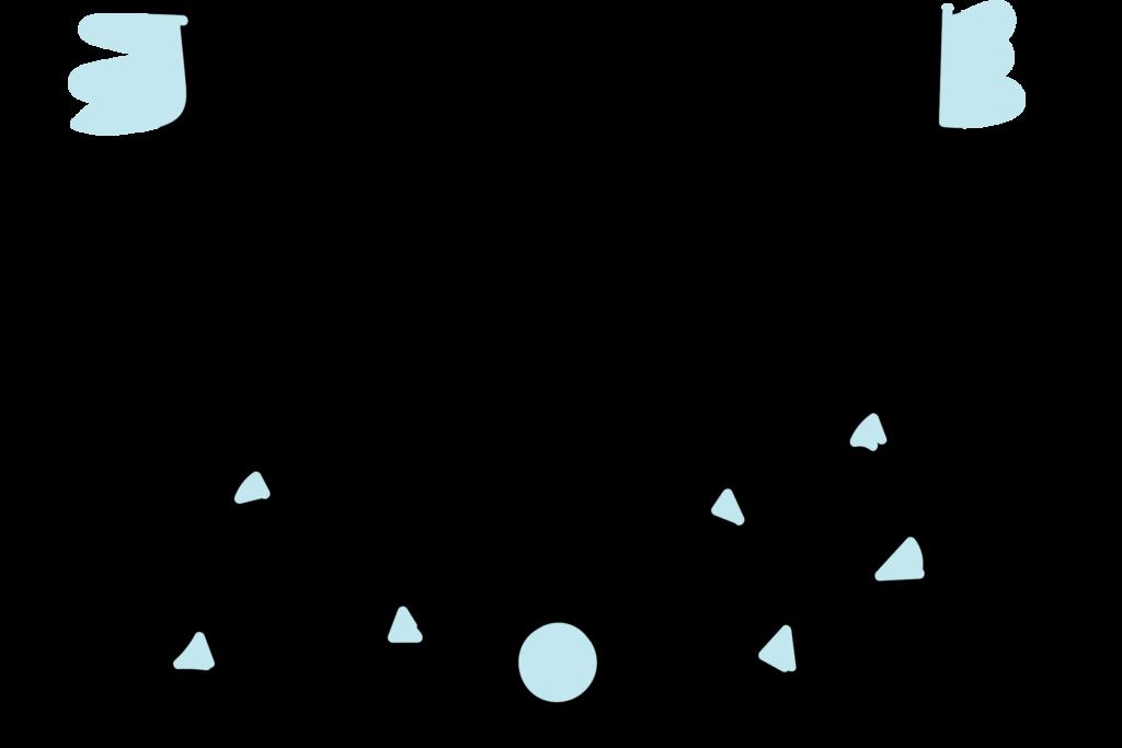 Illustration of an embellished bra