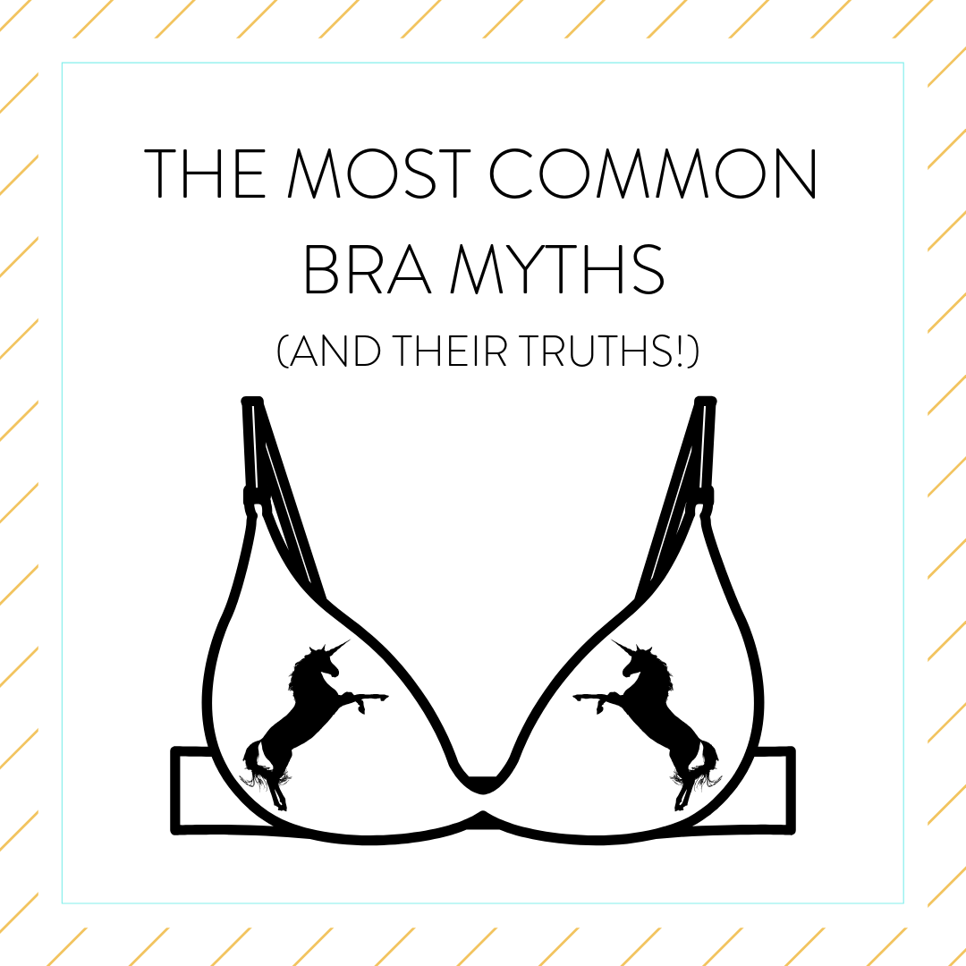 The Most Common Bra Myths